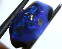 4.45-CTS BLACK OPAL RUBS  STONE DT-8158