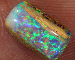 1.5ct 9x5.5mm Crystal Pipe Boulder Opal  [LOB-2699]