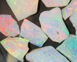 95 Cts High Grade; High End White Cliffs Opals,#520
