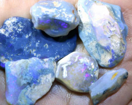 53 CTS-  CRYSTAL  OPAL ROUGH  PARCEL    DT-3365