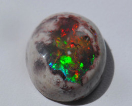 13.15ct Mexican Matrix Cantera Multicoloured Fire Opal