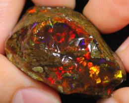 83ct Ethiopian Crystal Rough Specimen Rough P16