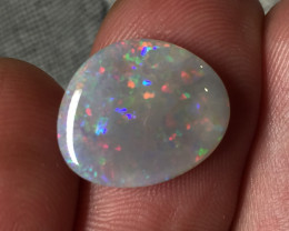 2,91 cts - solid Lightning Ridge opal - LR236