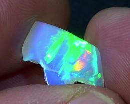 2.75 cts Ethiopian Welo RIBBON opal N7 4/5