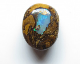 6.15ct Queensland Boulder Pipe Opal Stone