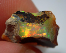 5.65ct. Cutting Rough Opal  / Ethiopian Solid Material