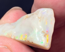 21.2 CTs GEM ROUGH; Lightning Ridge Cutters Grade Select Rough Opal,#539
