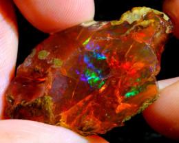 28ct Ethiopian Crystal Rough Specimen Rough PP101