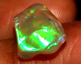 3.85 Crt Natural Ethiopian FreeForm Welo Fire Opal Carvin 32