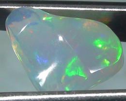 2.05 ct Ethiopian Gem Color Carved Freeform Welo Opal