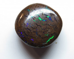 5.55ct Queensland Boulder Matrix Opal Stone