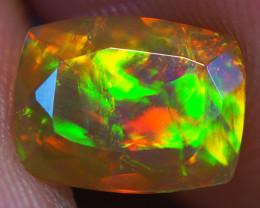 8X6 MM Top Quality Faceted Cut Ethiopian Opal-ECF21