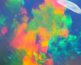 10.05 CRT AMAZING RAINBOW CLOUD FIRE COMPLETE COLOR WELO OPAL-