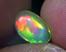 1.90 ct Ethiopian Welo PUZZLE brilliant opal N6 5/5