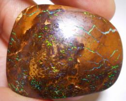 126.6ct Boulder Matrix Polished Stone