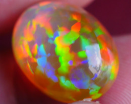 11.05 CRT WONDERFULL 3D RAINBOW PRISM NEON COMPLETE COLOR WELO OPAL-
