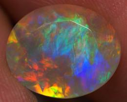 2.70 CT 12X10 MM Top Quality Faceted Cut Ethiopian Opal-ECF41