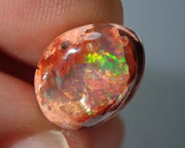 5.07ct Mexican Matrix Cantera Multicoloured Fire Opal