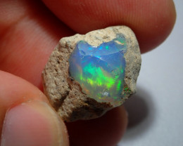 10.24ct. Cutting Rough Opal / Ethiopian Solid Material