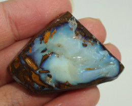 60.80CT ROUGH QUEENSLAND BOULDER OPAL AA565