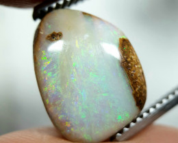 6.70 cts Boulder Pipe Crystal Opal B149