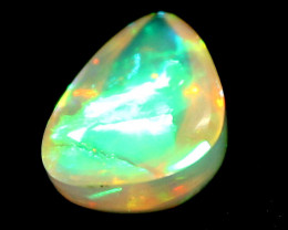 2.75 Crt Natural Ethiopian Welo Fire Opal Cabochon 57