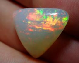 8.54ct. Ethiopian Blazing Welo Solid Opal