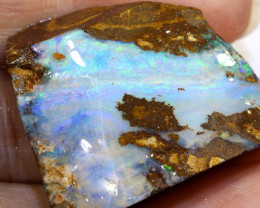 60.80 CTS -BOULDER OPAL  ROUGH  DT-3636