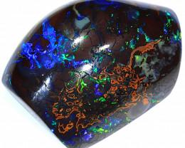 Stunning 53ct 27x20mm Yowah Boulder Opal Specimen [LOB-2740]