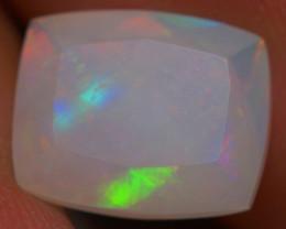 2.79 CT 11X9 MM  Top Quality Faceted Cut Ethiopian Opal-ECF218