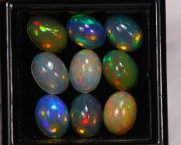 7.01Ct Natural Ethiopian Welo Opal Lot JA1104