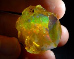 79 cts Great Specimen Ethiopian Wello Rough Mesmerizing Opal