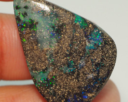 24.00CT QUEENSLAND BOULDER OPAL NN426