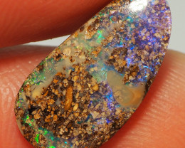 3.10CT BRIGHT BOULDER PIPE OPAL NN427