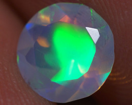 7x7 MM Top Quality Welo  Ethiopian Faceted Opal -ECF243