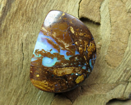 22cts, BOULDER MATRIX OPAL~WHOLESALE