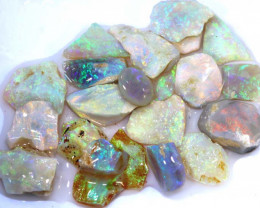 43 CTS-CRYSTAL  OPAL ROUGH  PARCEL  DT-4051