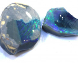 9.30 CTS- BLACK OPAL ROUGH PARCEL   DT-4061