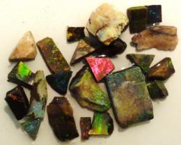Parcel of treated Australian Andamooka Rough Opal 101.8ct (2974)
