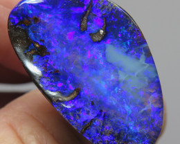 18.50ct Queensland Boulder Opal Stone