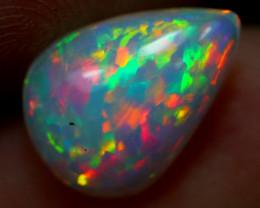 1.29ct Natural Multicolour Ethiopian Welo Opal JJ34