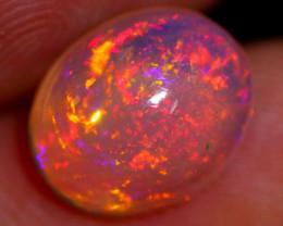 1.51ct Natural Multicolour Ethiopian Welo Opal JJ40