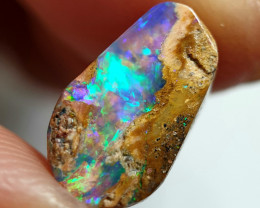 1.90 cts Boulder Pipe Crystal Opal C6