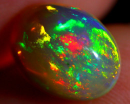 2.08cts Natural Ethiopian Welo Solid Opal JJ89