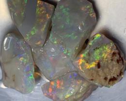 21 CTs GEM ROUGH; Lightning Ridge Rough Opals,#643