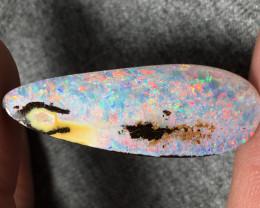 Beautiful Multicolor Boulder Opal