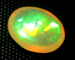 2.05 Crt Natural Ethiopian Welo Fire Opal Cabochon 93