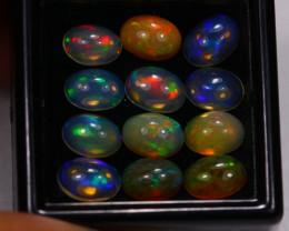5.82Ct Natural Ethiopian Welo Opal Lot JA1122