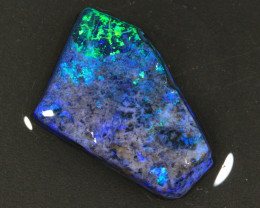 26ct  -1#  -  Andamooka Matrix Opal Rough-Treated [22088]