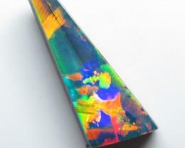 14mm  x 5mm 1.50ct Stone Australian Doublet Opal